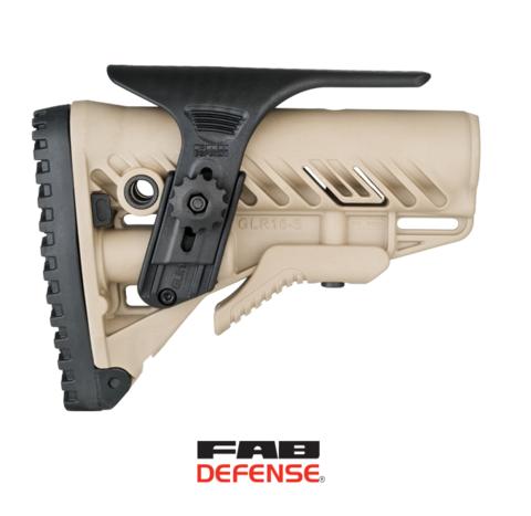 Подщечник для приклада (GCP) Fab Defense