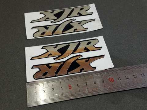Наклейки Yamaha XJR