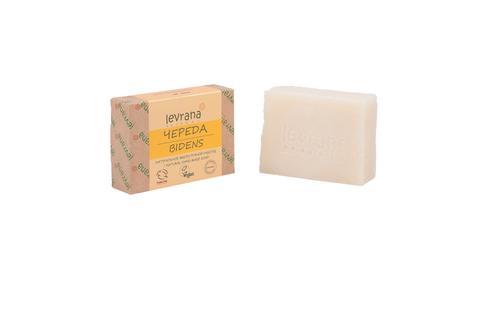Череда, натуральное мыло LEVRANA 100 гр.