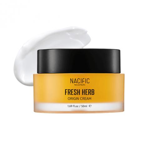 NACIFIC Fresh Herb Origin Cream питательный крем с маслами Ши и бергамота