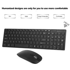 K-06 2.4G Беспроводная клавиатура и мышь