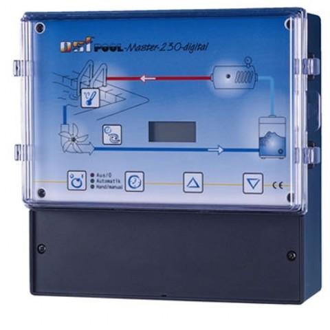 Панель управления фильтрацией и нагревом OSF Pool-Master-230-Digital, 220 В, 1кВт