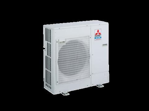 Сплит-система PUH-P100 VHA - Mitsubishi Electric/Mr.Slim/Наружный блок