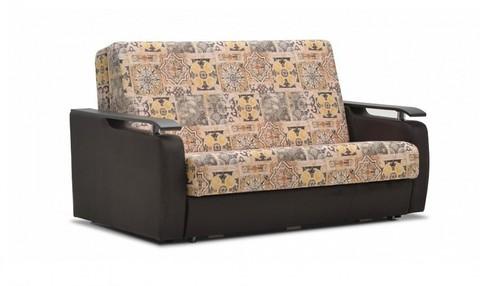 Диван-аккордеон Браво НП 1500, коричневый