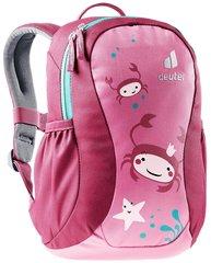 Рюкзак детский Deuter Pico hotpink-ruby (2021)