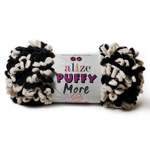 Пряжа Puffy More 6270