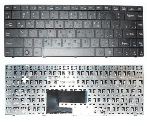 Клавиатура для ноутбука MSI X-Slim X300 X320 X330 X340 X400 U210 EX460V