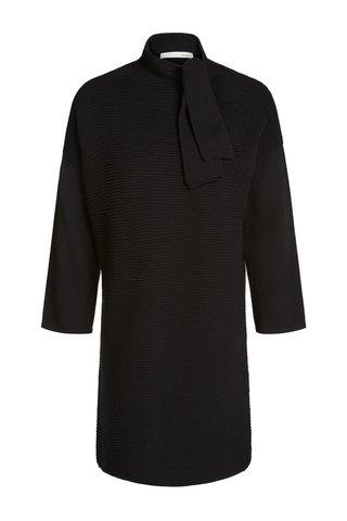 Платье черное Oui арт. 62672