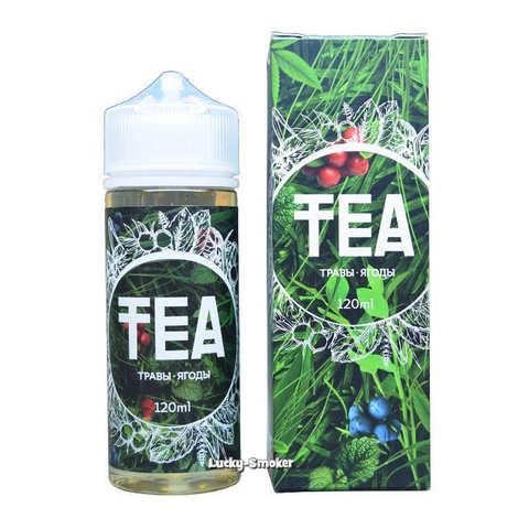 Жидкость Tea 120 мл Травы Ягоды