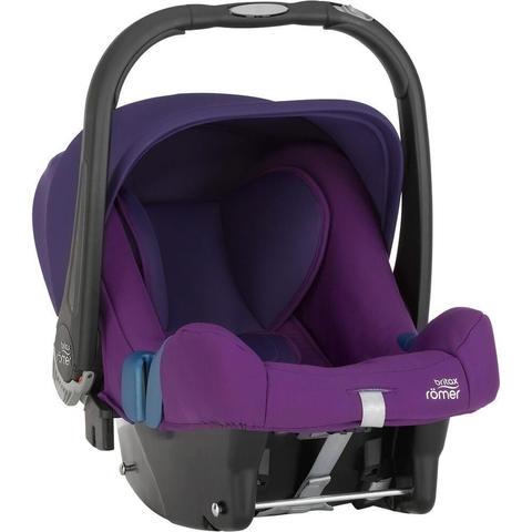 Автокресло Britax Roemer Baby Safe Plus SHR II Mineral Purple