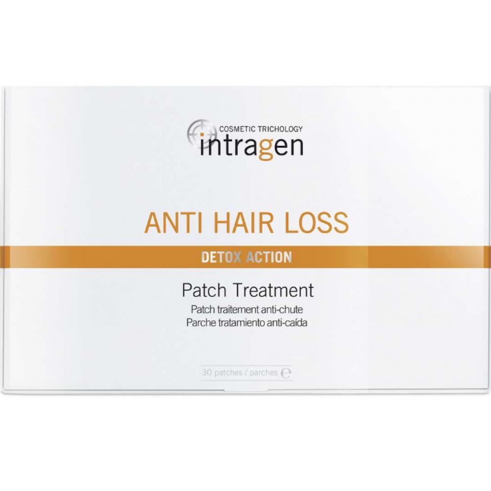 Пластырь против выпадения волос