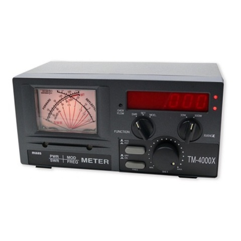 Измеритель КСВ и мощности NISSEI TM-4000X