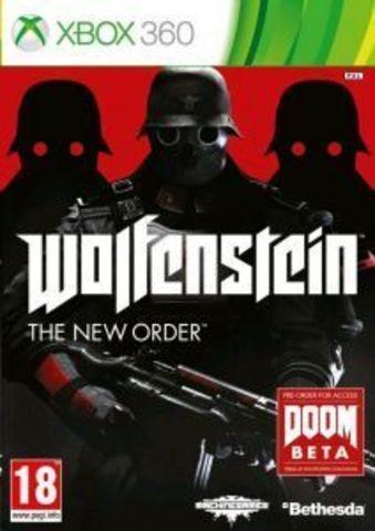 Wolfenstein: The New Order (Xbox 360, русские субтитры)