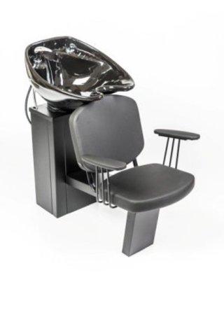 Парикмахерская мойка Сибирь с креслом Честер