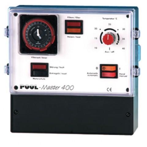Панель управления фильтрацией и нагревом OSF Pool-Master-400, 380 В, 3кВт, защита до 8 А