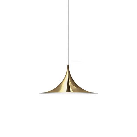 Подвесной светильник копия Semi by Gubi (золотой)