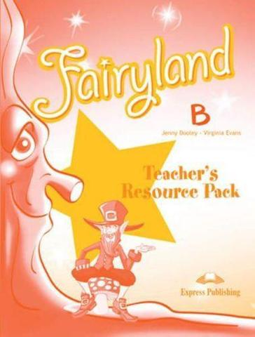 Fairyland 4. Teacher's Resource Pack. Beginner. Комплект для учителей