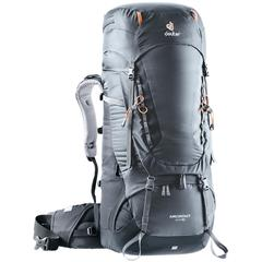 Рюкзак Deuter Aircontact 65+10 graphite-black (2020)