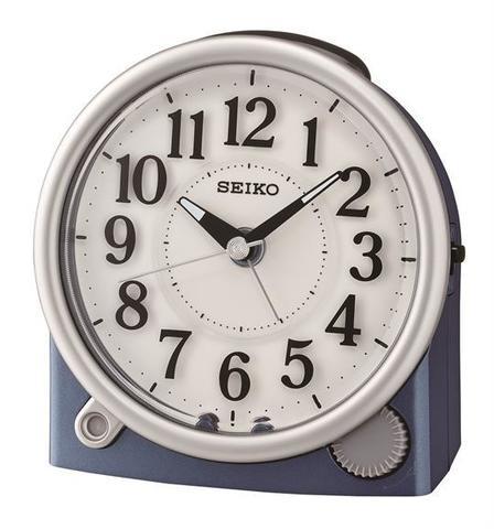 Настольные часы-будильник Seiko QHE176LN