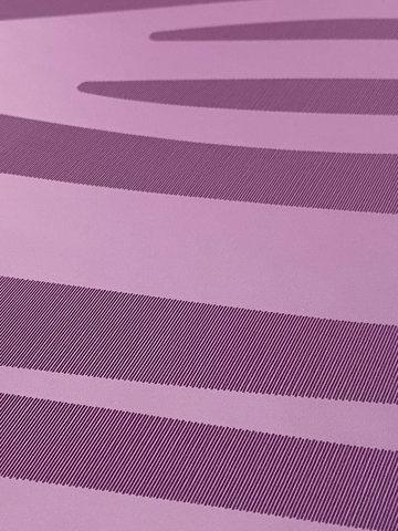 Коврик для йоги travel Non slip Bloom Lilac 183*61*0,2 см