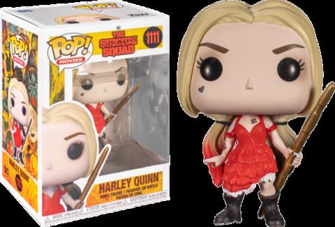 Фигурка Funko Pop! Movies: DC - The Suicide Squad (2021) - Harley Quinn with Dress