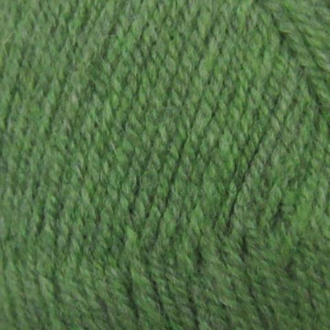 Пряжа Подмосковная (Троицкая) 8102 зеленое яблоко