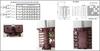 Переключатель мощности конфорки ПМЭ27-23711(короткий вал)