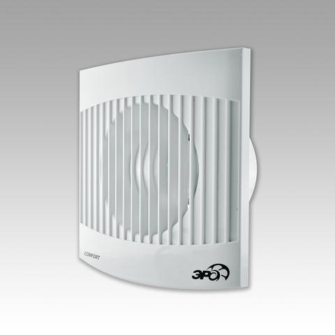 Вентилятор Эра COMFORT 5-01 D 125 с сетевым кабелем и выключателем
