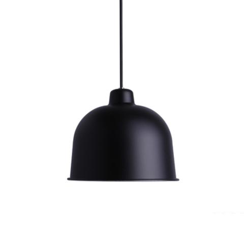 Подвесной светильник копия Grain by Muuto D21 (черный)
