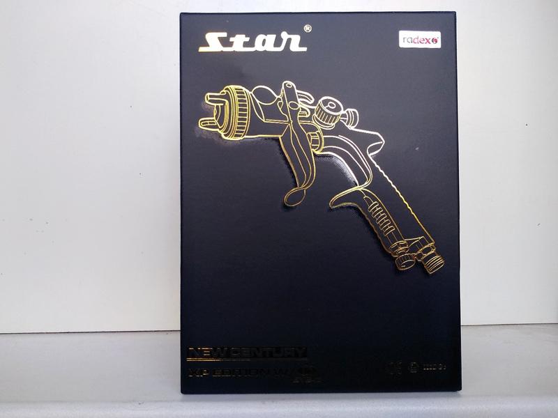 Коробка STAR XPS (RP), дюза 1.4
