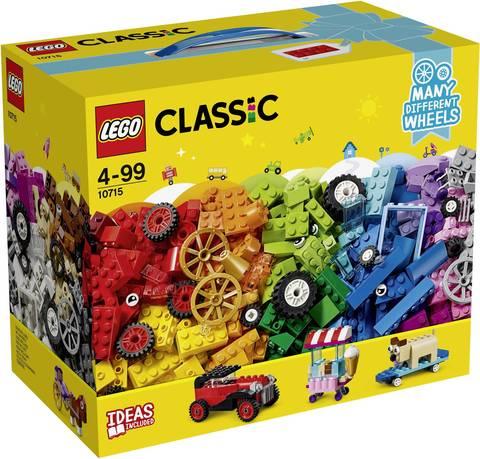 Lego konstruktor Bricks on a Roll