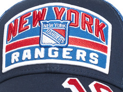 Бейсболка NHL New York Rangers № 10