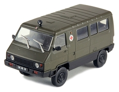 UAZ-3972 khaki 1:43 DeAgostini Auto Legends USSR #96