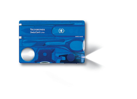 Швейцарская карточка VICTORINOX SwissCard Lite VC-0.7322.T2