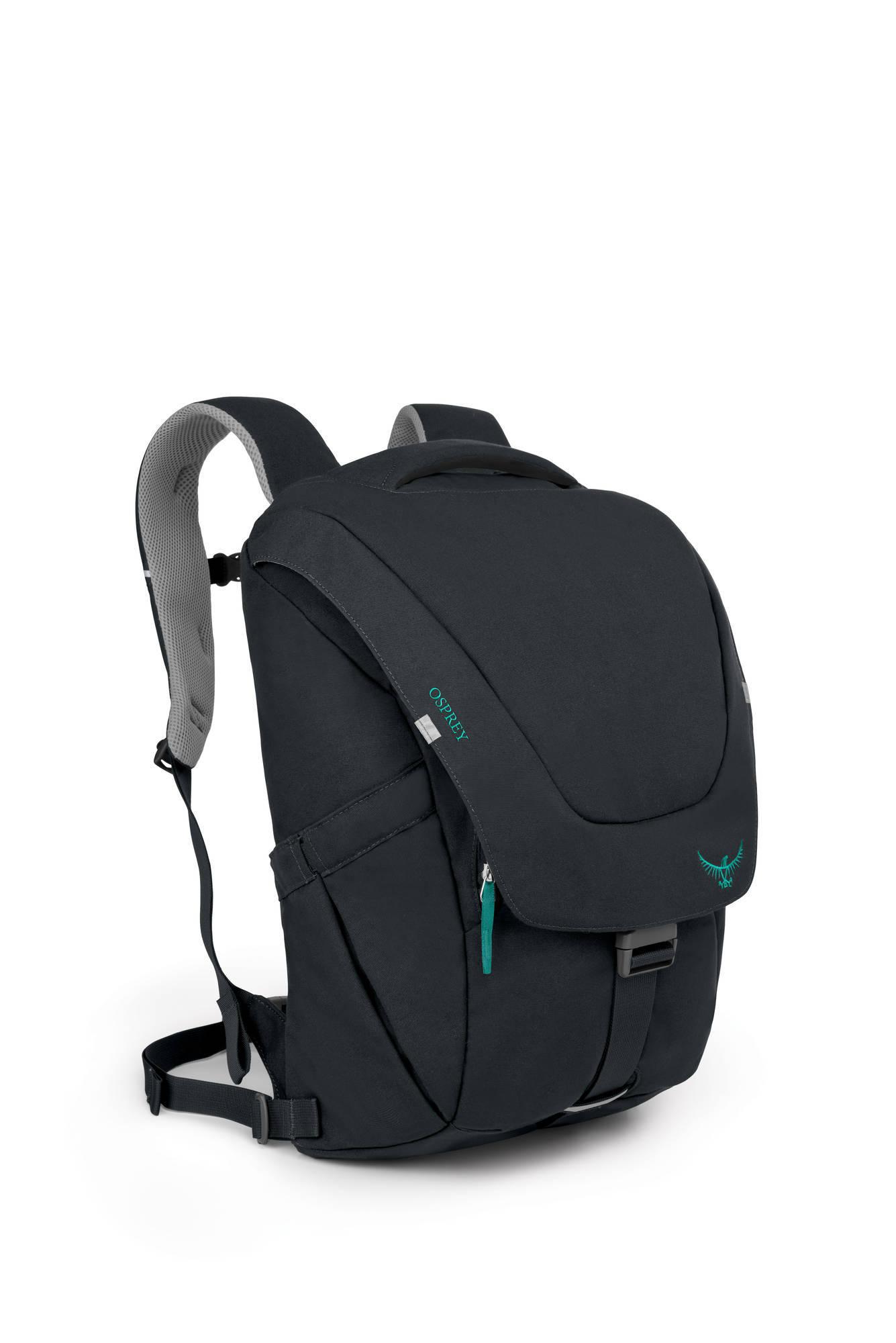 Городские рюкзаки Рюкзак женский Osprey Flap Jill Pack Flap_Jill_Pack_Side_Black_web.jpg