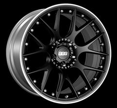 Диск колесный BBS CH-R II 10.5x22 5x112 ET18 CB66.5 satin black