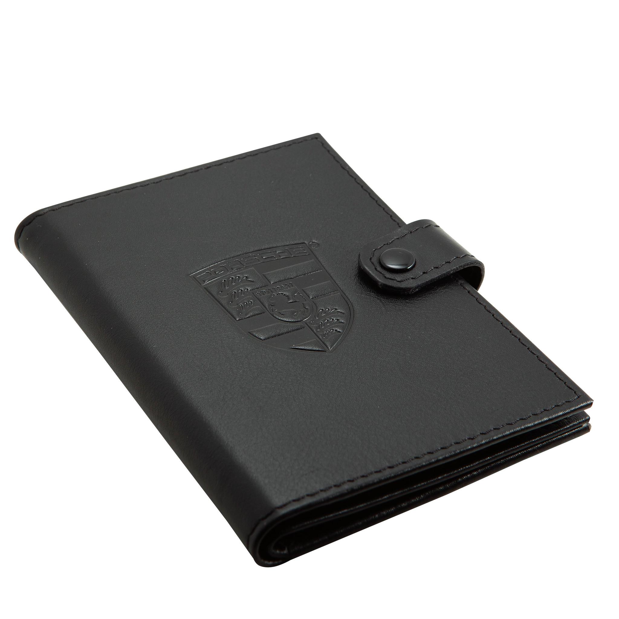 Портмоне для автодокументов и паспорта Porsche