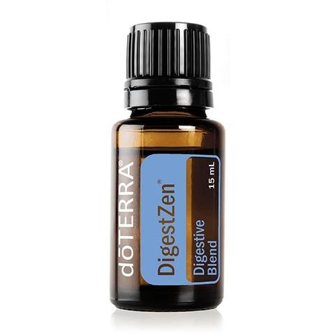 «Дзен пищеварения», смесь масел для пищеварения, 15 мл / DigestZen® Digestive Blend
