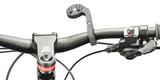 Крепление на руль велосипеда SP Connect HANDLEBAR MOUNT на руле вид спереди