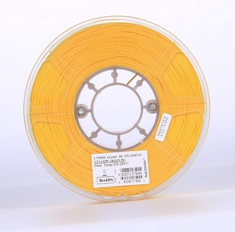 ESUN eLastic 1.75 мм 1кг., желтый