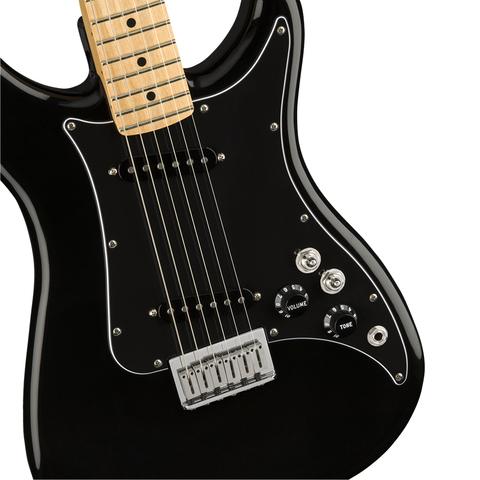 Электрогитара Fender player Lead II MN BLK
