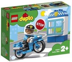 Lego konstruktor Duplo Police Bike