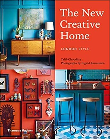 THAMES & HUDSON: The New Creative Home. London Style