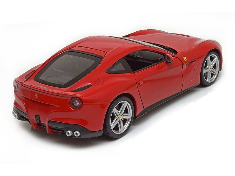 Коллекционная модель Ferrari F12 Berlinetta 2012 Red