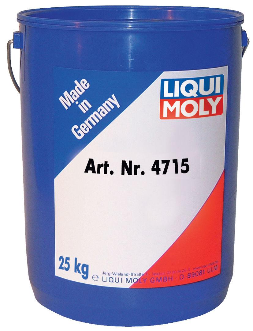 Liqui Moly Fliessfett ZS KOOK 40  Консистентная смазка для центральных систем (Светло-бежевая)