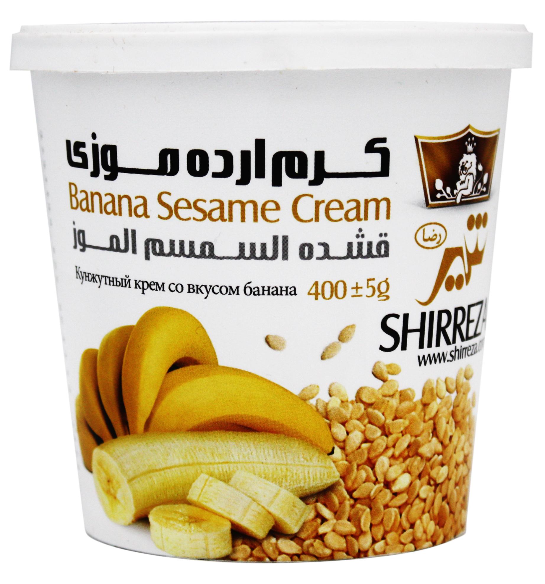Паста Кунжутный крем с бананом, Shirreza, 400 г import_files_38_3818a55adaac11e9a9b6484d7ecee297_c2b1d526ebee11e9a9b7484d7ecee297.jpg