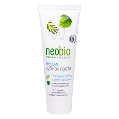 Зубная паста без фтора | 75 мл | NeoBio