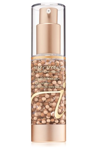 Jane Iredale Крем-пудра LIQUID MINERALS™ A FOUNDATION