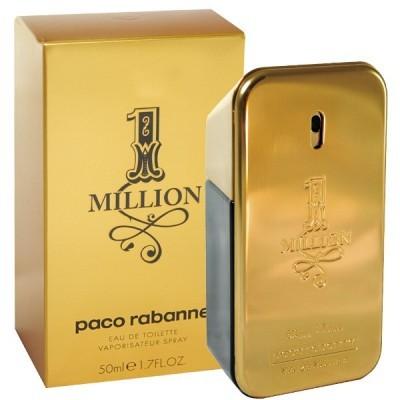 Paco Rabanne: 1 Million мужская туалетная вода edt, 100мл