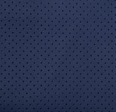 Искусственная кожа Smart dark blue (перфорация)